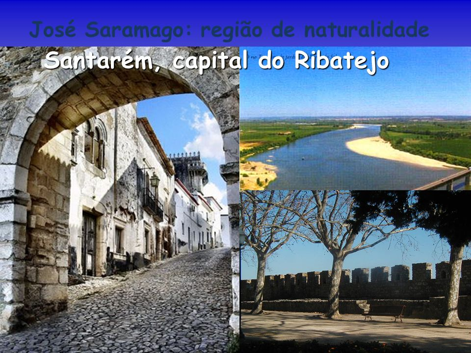 Santarém, capital do Ribatejo