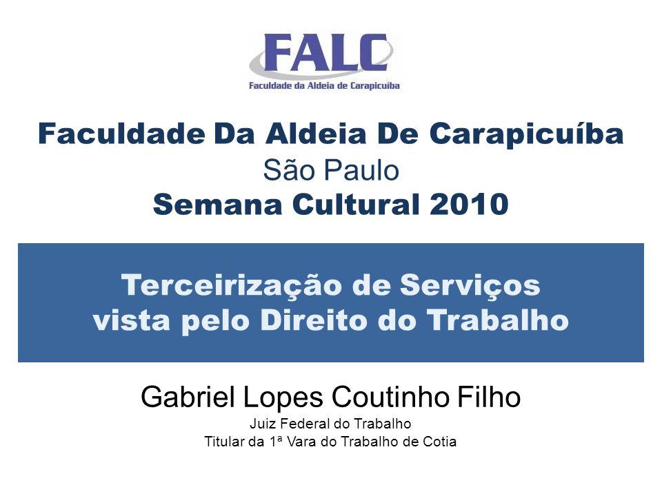 Faculdade Da Aldeia De Carapicuíba São Paulo Semana Cultural 2010