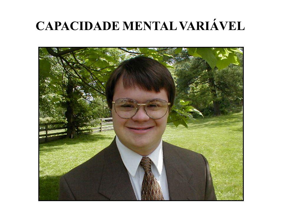 CAPACIDADE MENTAL VARIÁVEL