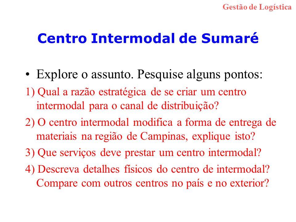 Centro Intermodal de Sumaré