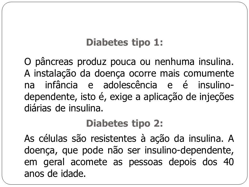 Diabetes tipo 1: