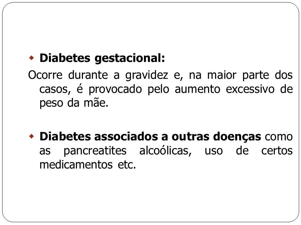 Diabetes gestacional: