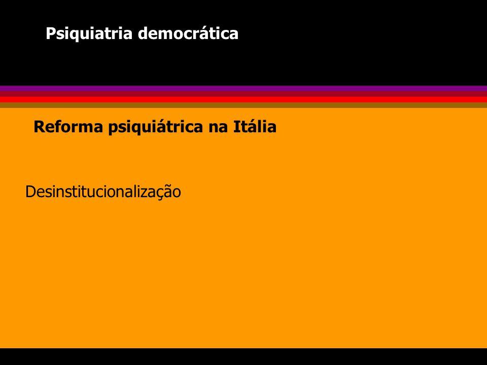 Psiquiatria democrática
