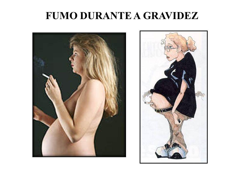 FUMO DURANTE A GRAVIDEZ