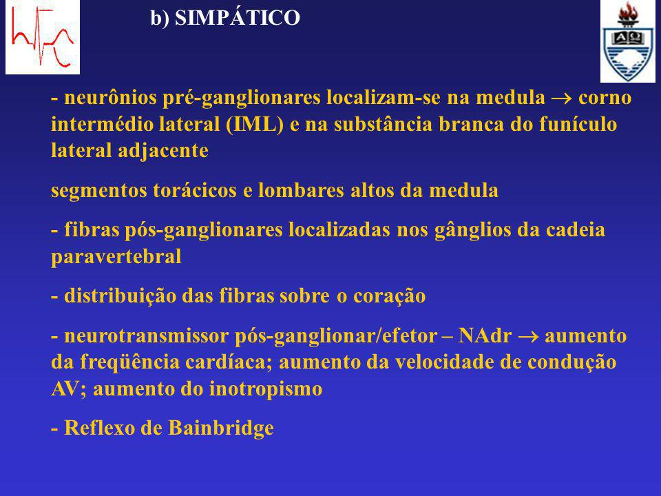 b) SIMPÁTICO