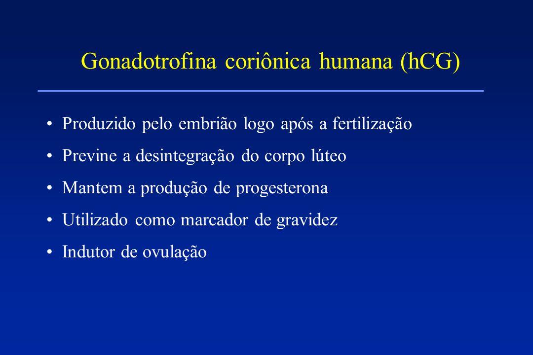 Gonadotrofina coriônica humana (hCG)