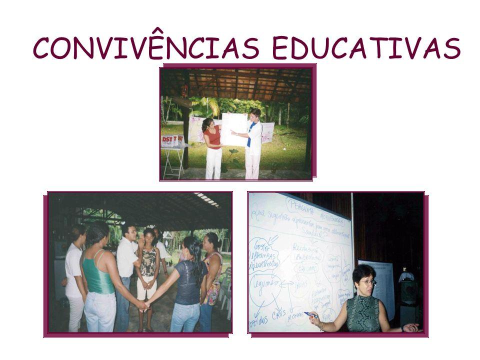 CONVIVÊNCIAS EDUCATIVAS