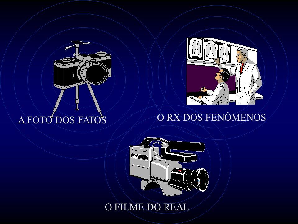 O RX DOS FENÔMENOS A FOTO DOS FATOS O FILME DO REAL