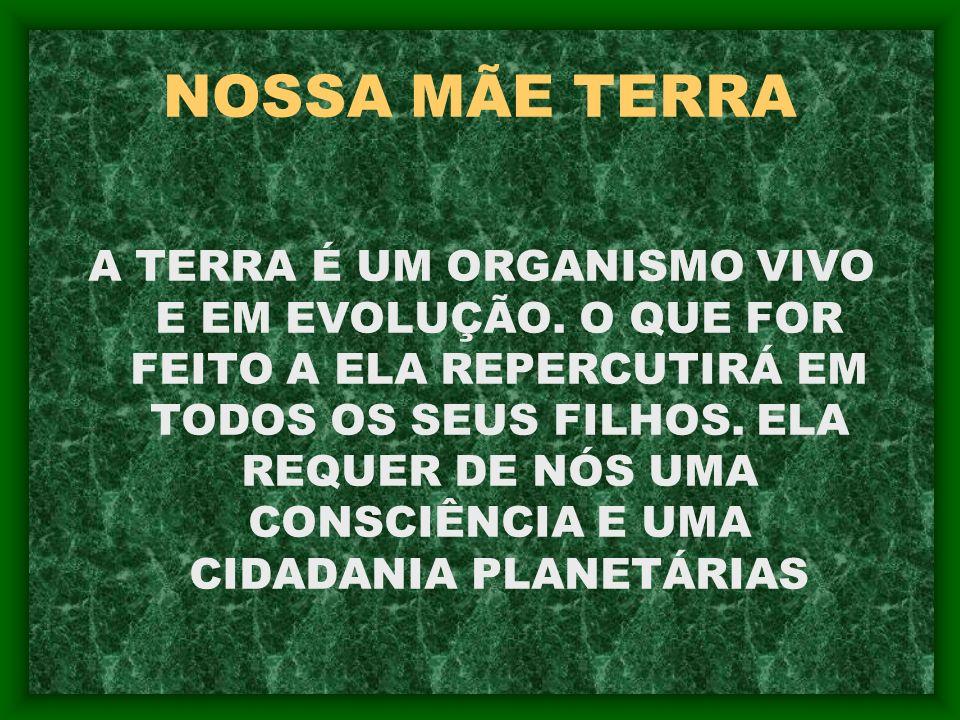 NOSSA MÃE TERRA