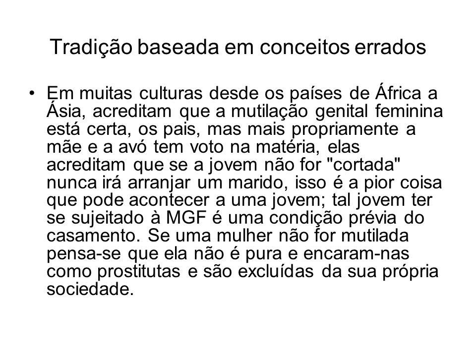 Mutilação do clitóris escandaliza o mundo  o clitoclatismo cultural 5