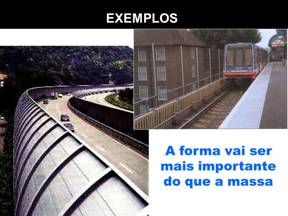 A forma vai ser mais importante do que a massa