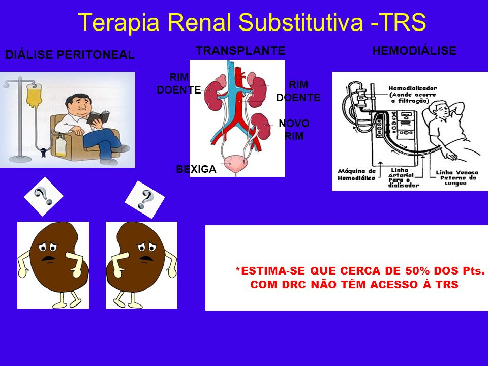 Terapia Renal Substitutiva -TRS