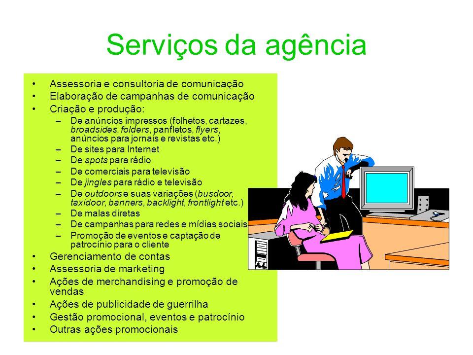 Serviços da agência Assessoria e consultoria de comunicação