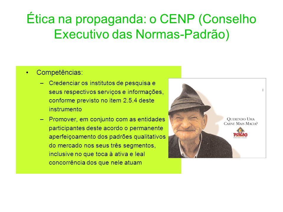 Ética na propaganda: o CENP (Conselho Executivo das Normas-Padrão)
