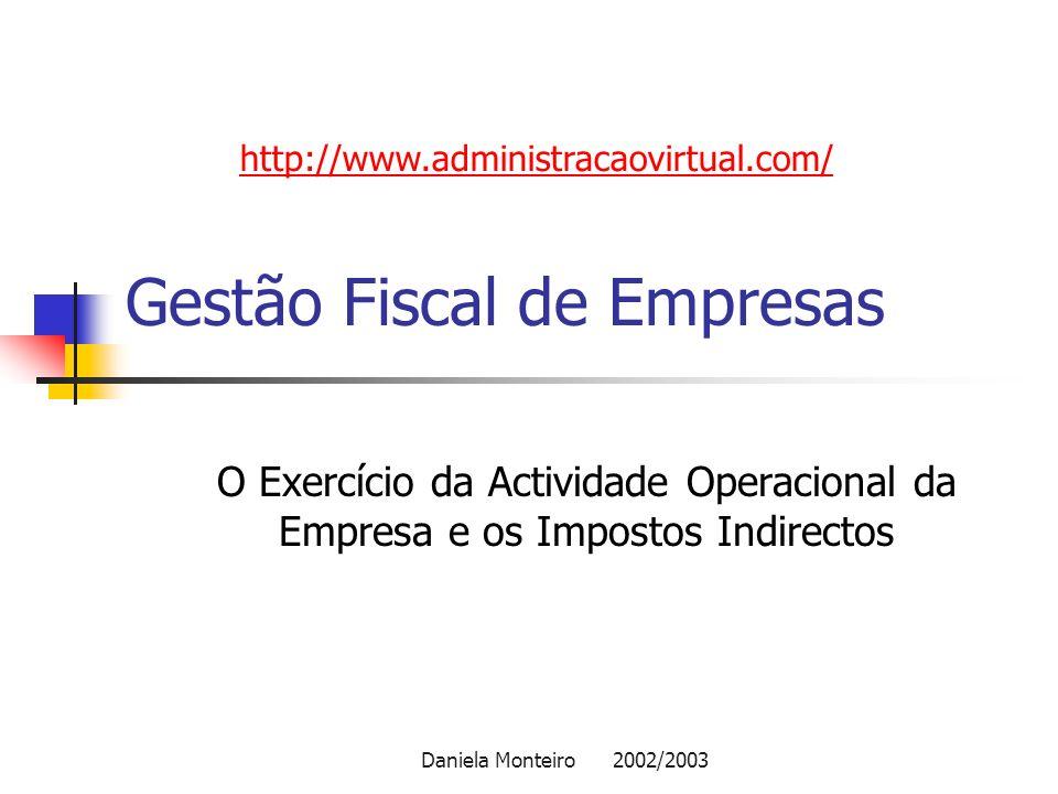 Gestão Fiscal de Empresas