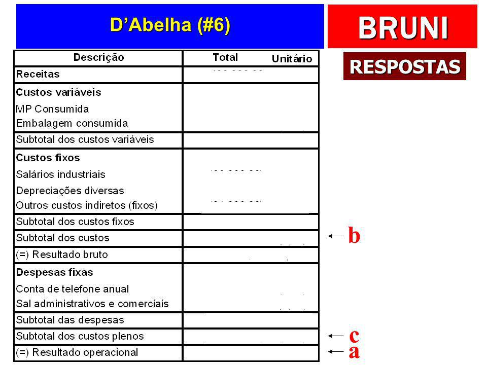 D'Abelha (#6) RESPOSTAS b c a