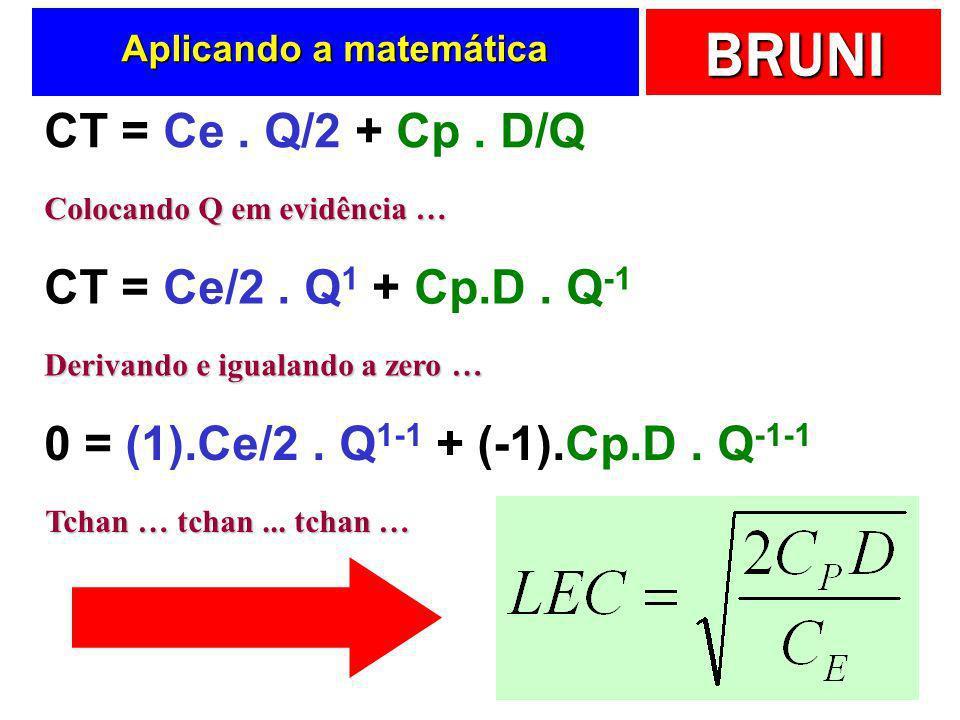 Aplicando a matemática