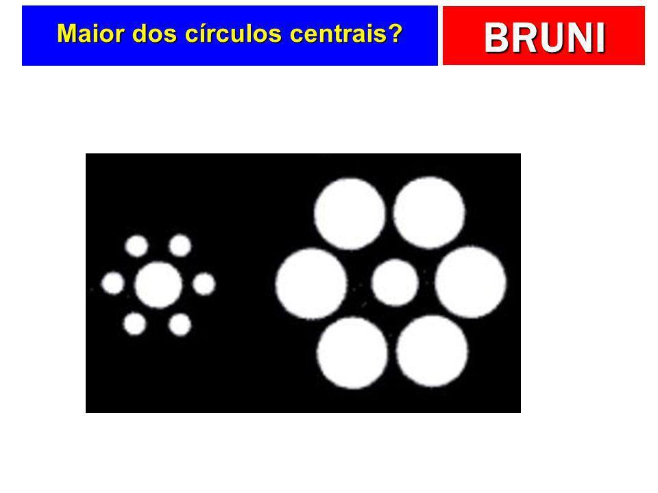 Maior dos círculos centrais