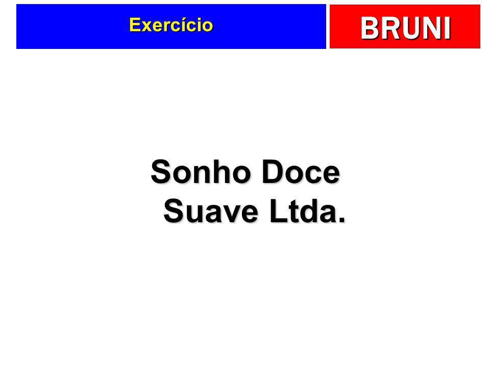 Exercício Sonho Doce Suave Ltda.