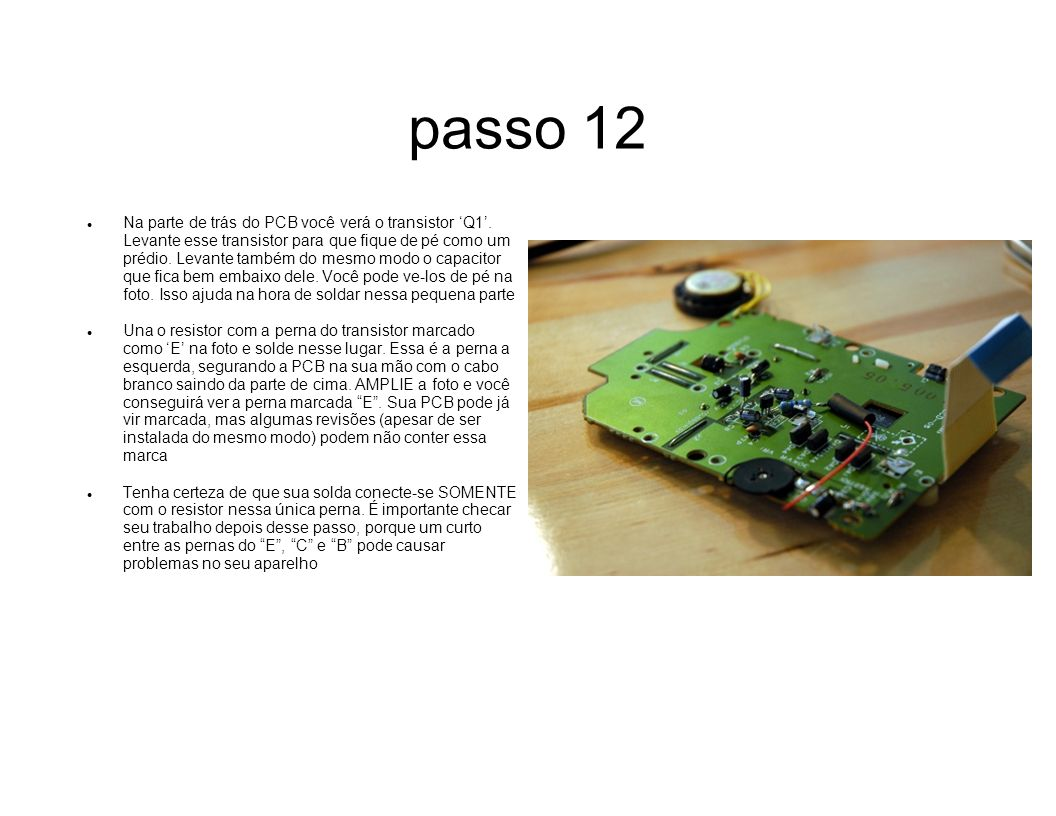 passo 12