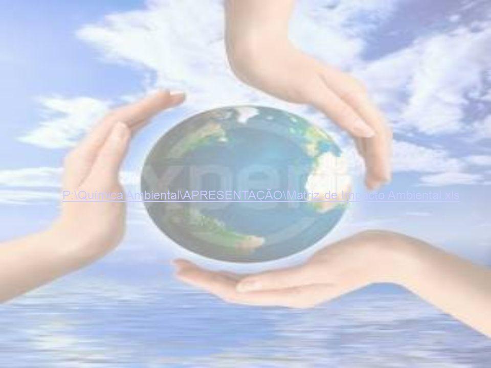 P:\Química Ambiental\APRESENTAÇÃO\Matriz de Impacto Ambiental.xls