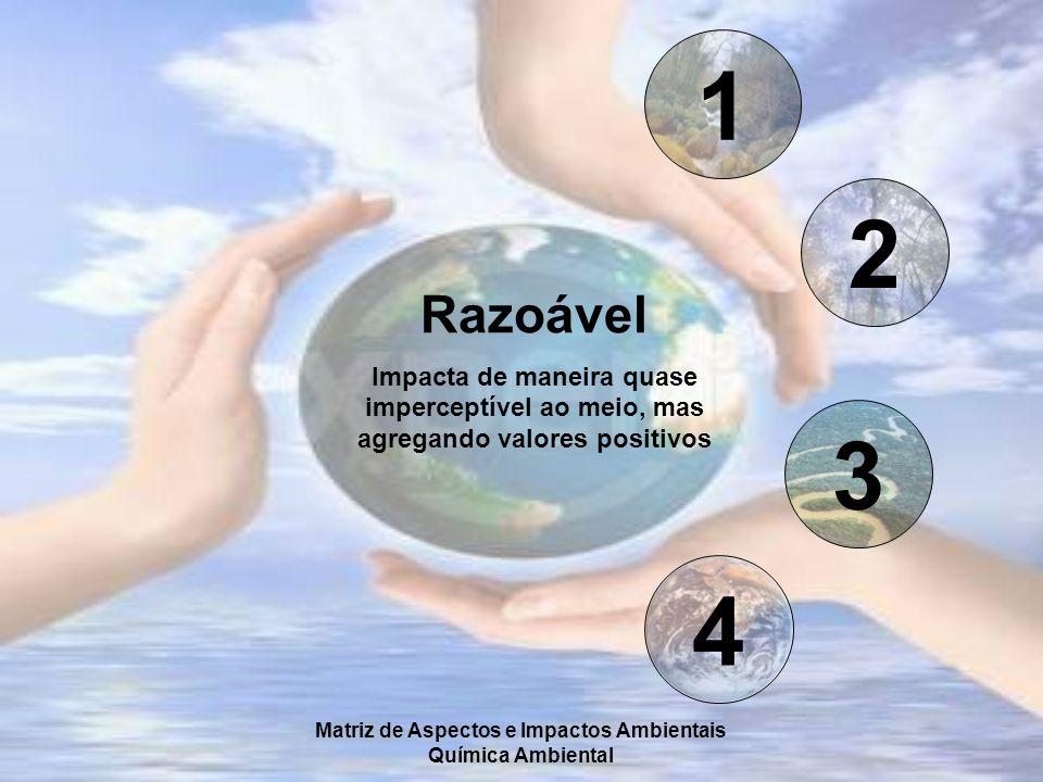 Matriz de Aspectos e Impactos Ambientais