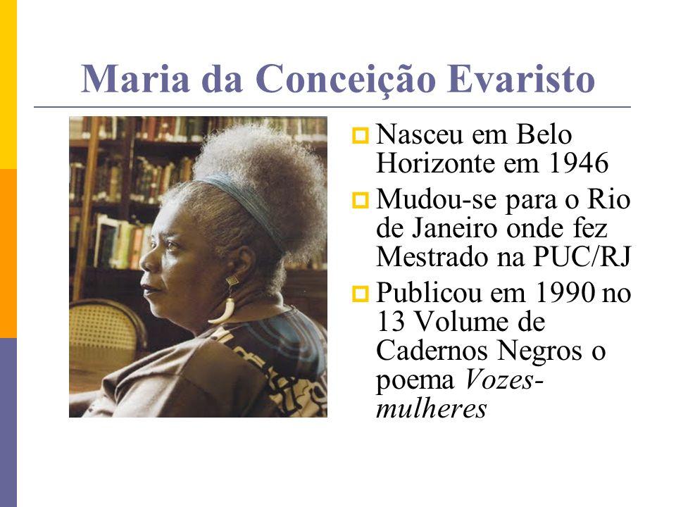 Maria da Conceição Evaristo