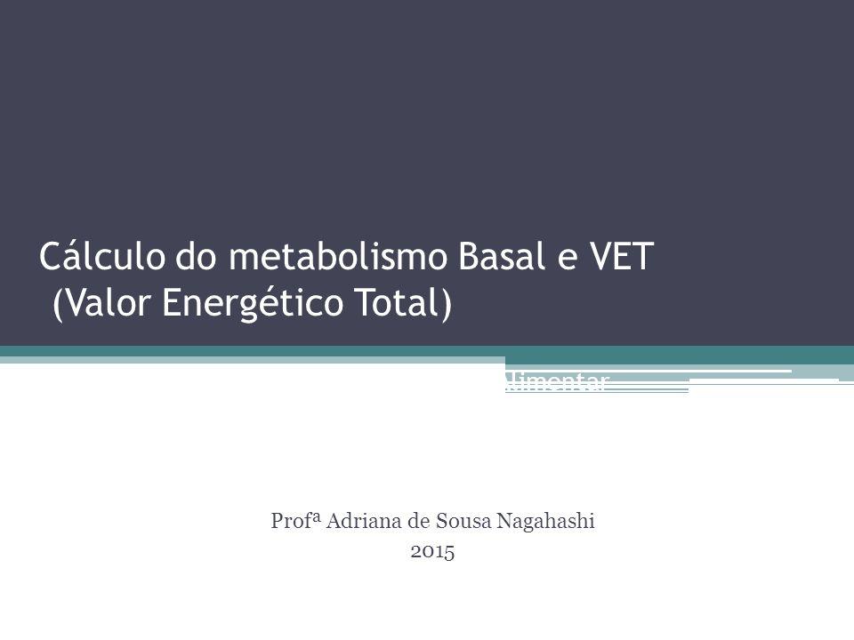 Profª Adriana de Sousa Nagahashi 2015