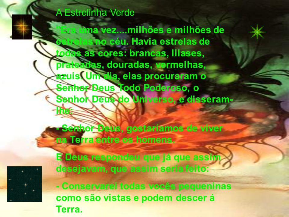 A Estrelinha Verde