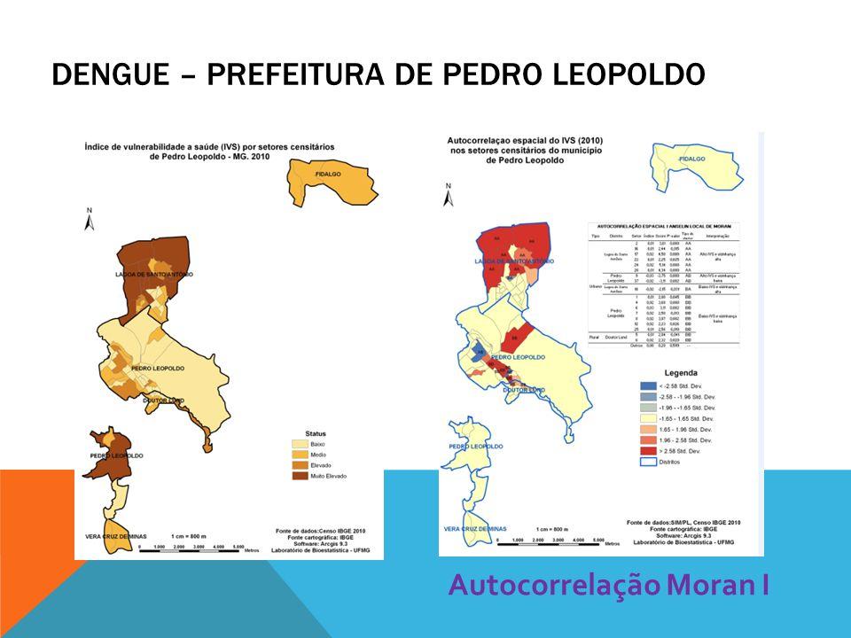 Dengue – prefeitura de Pedro Leopoldo