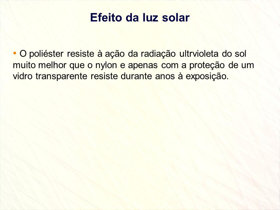 Efeito da luz solar