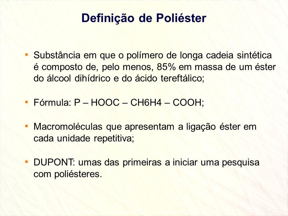 Definição de Poliéster