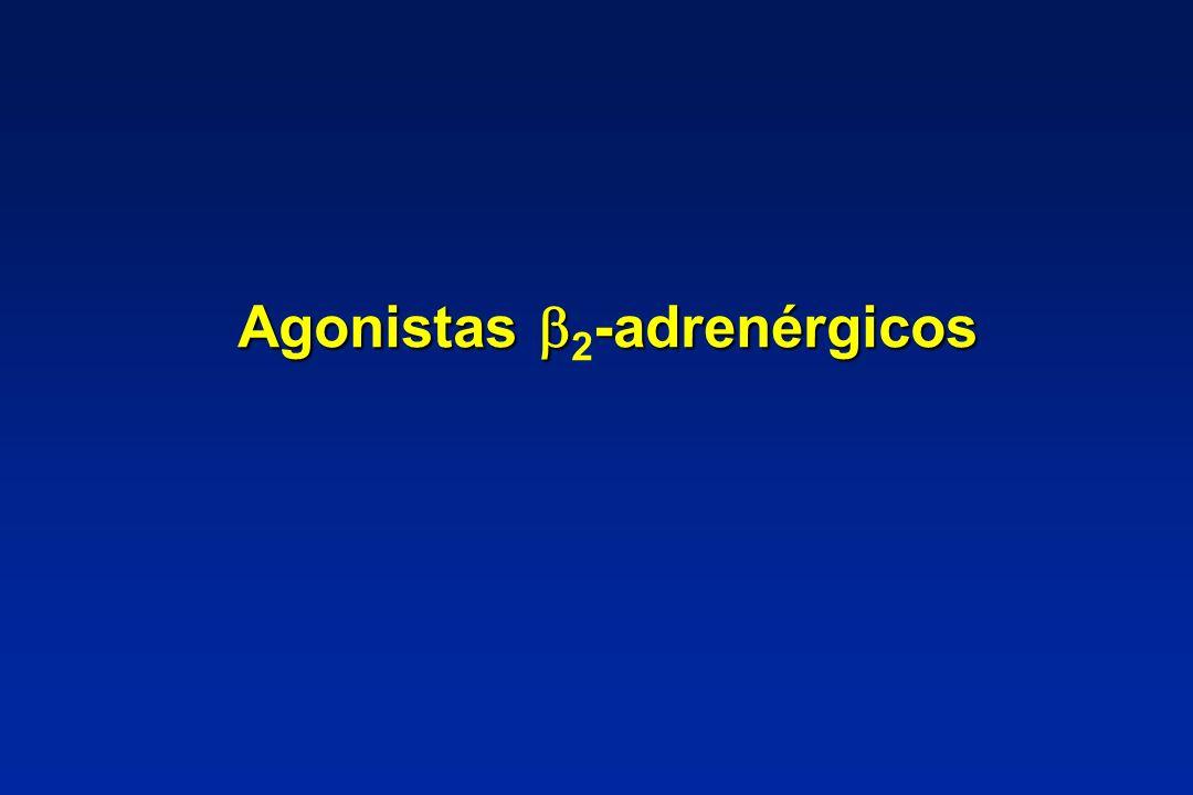 Agonistas b2-adrenérgicos