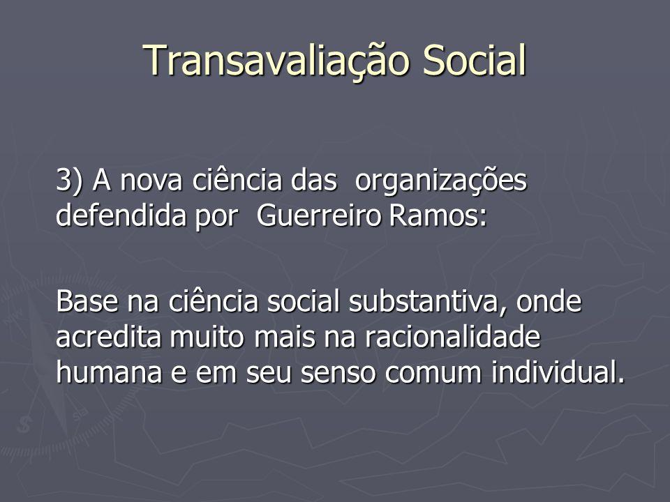 Transavaliação Social