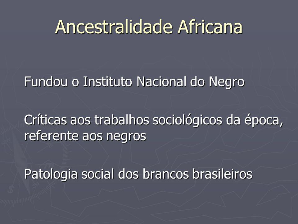Ancestralidade Africana