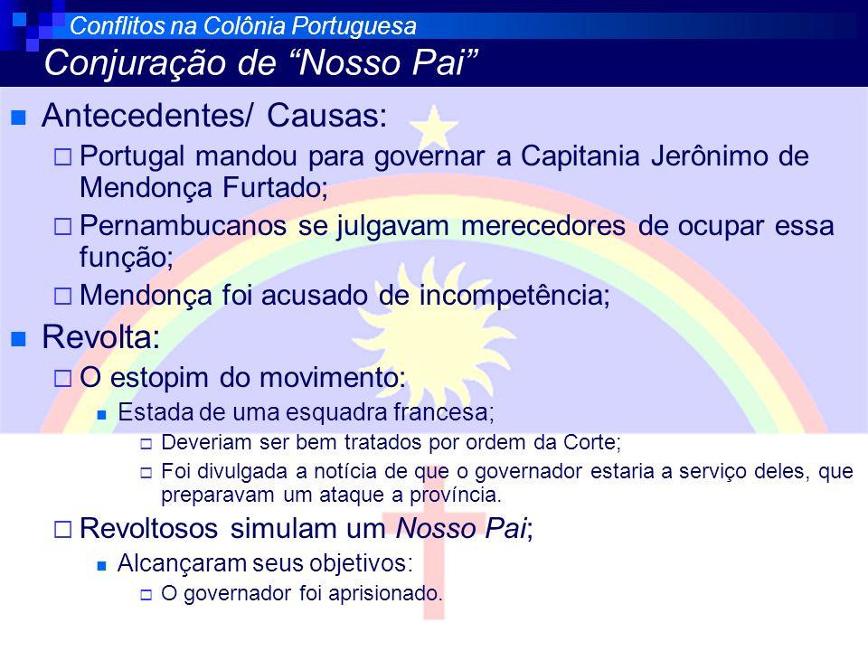 Antecedentes/ Causas: