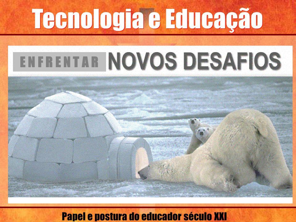 Papel e postura do educador século XXI