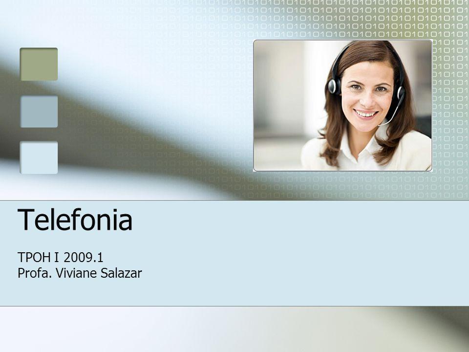 TPOH I 2009.1 Profa. Viviane Salazar