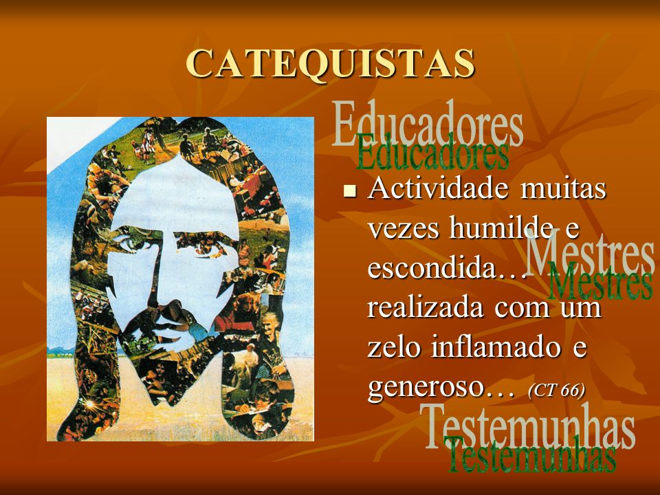 CATEQUISTAS Educadores