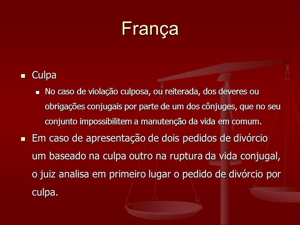 França Culpa.