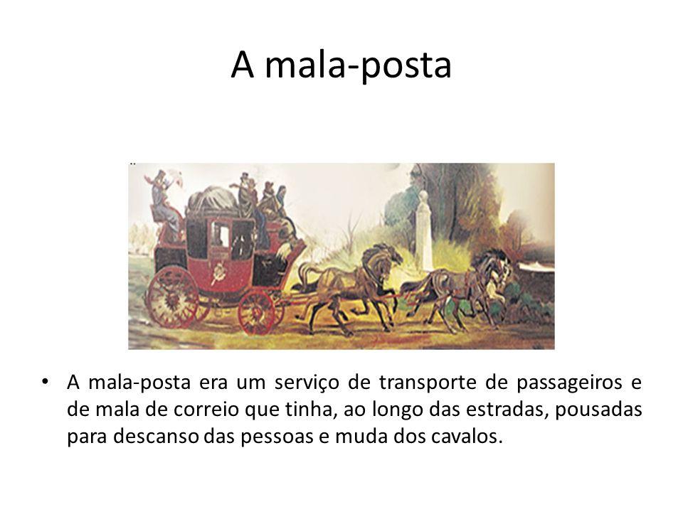 A mala-posta