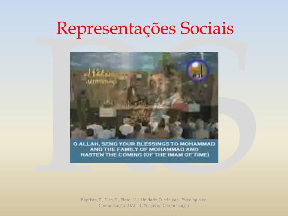 Representações Sociais