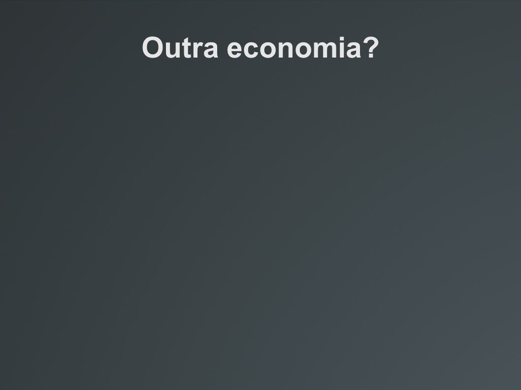 Outra economia