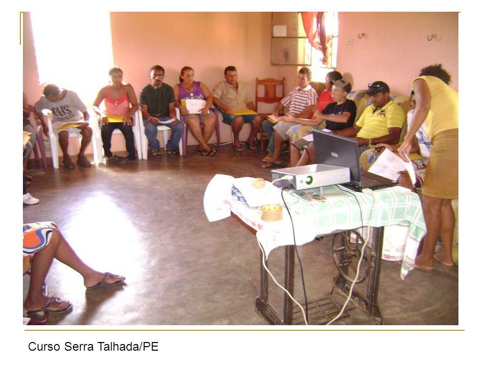Curso Serra Talhada/PE