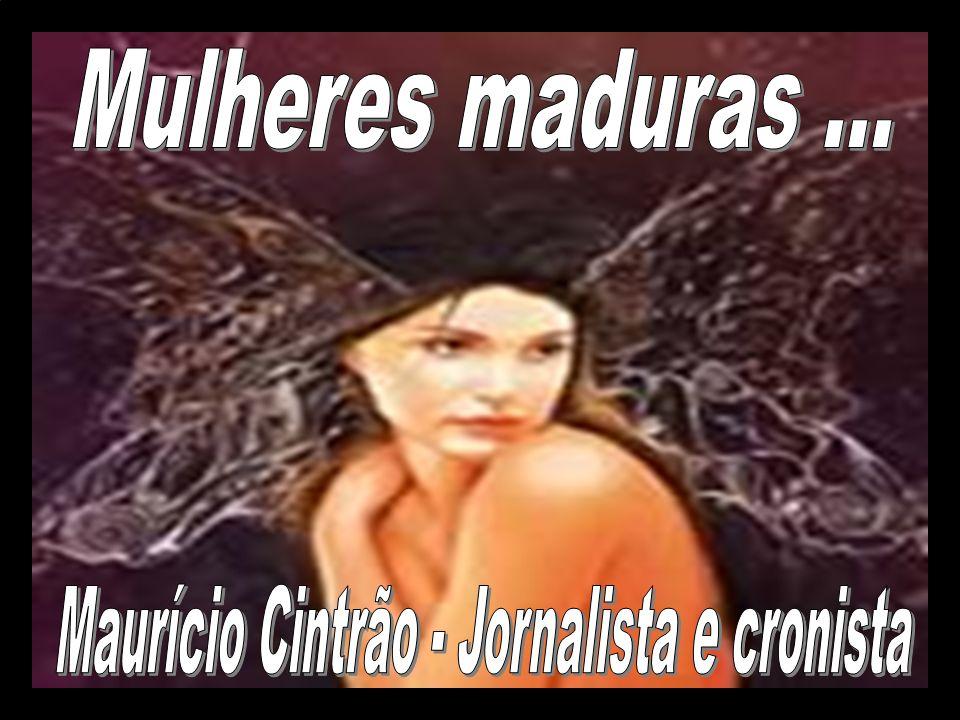 Maurício Cintrão - Jornalista e cronista