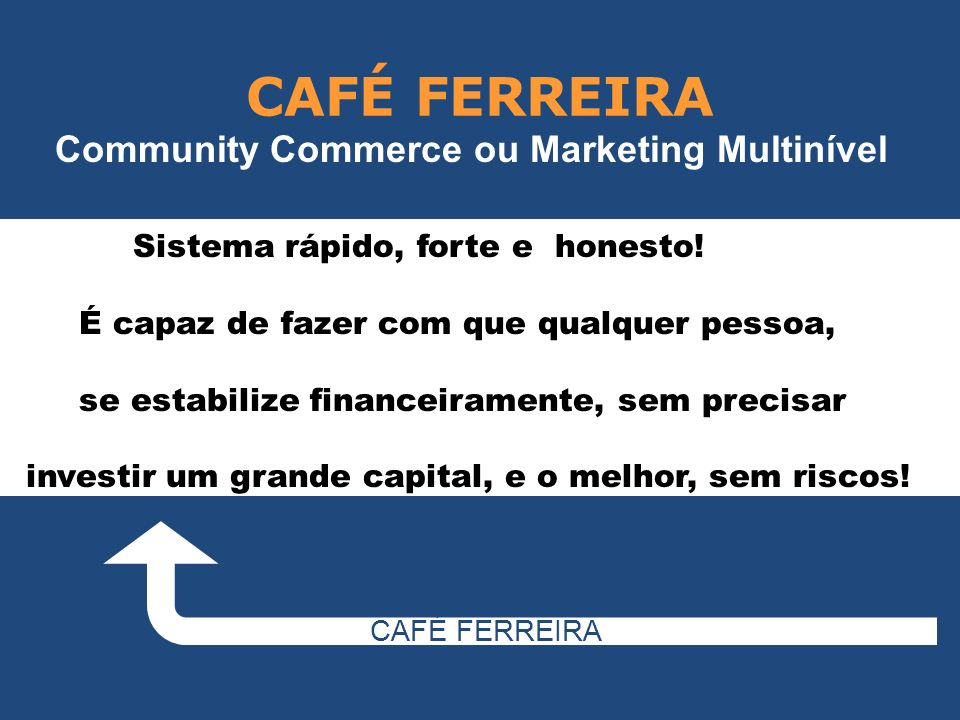 Community Commerce ou Marketing Multinível