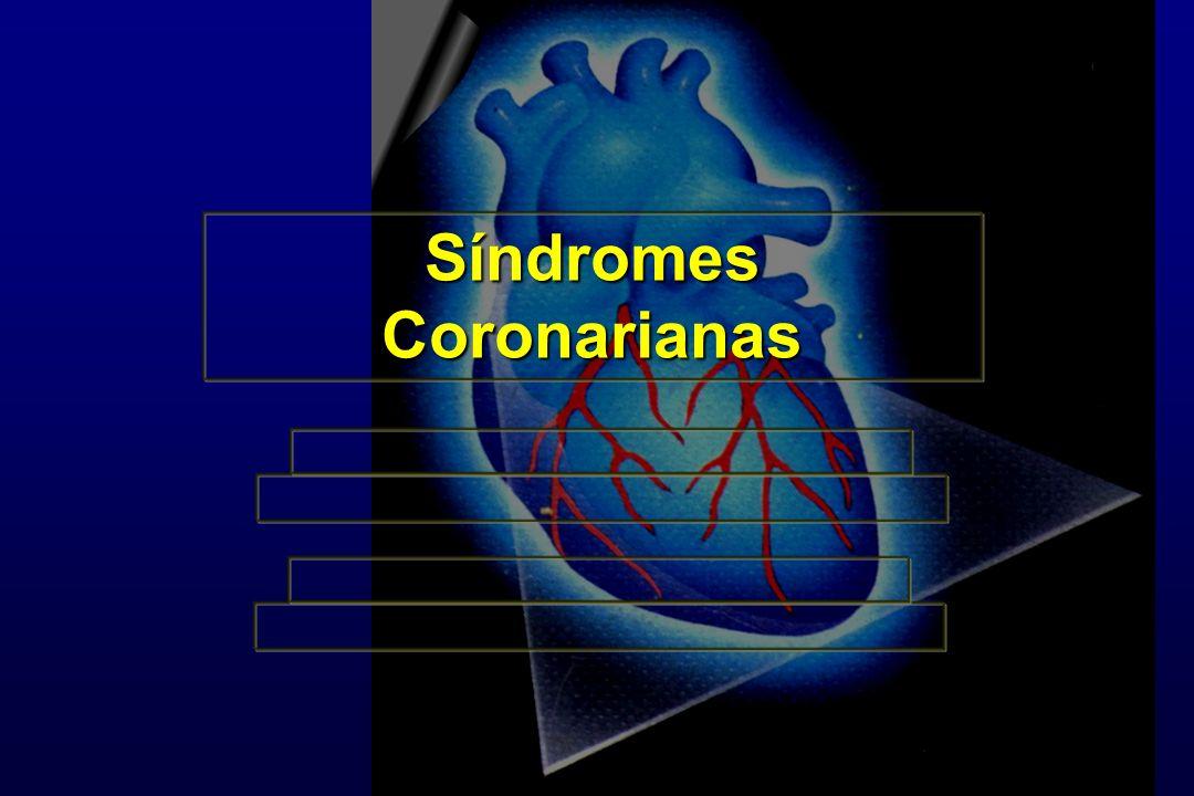 Síndromes Coronarianas