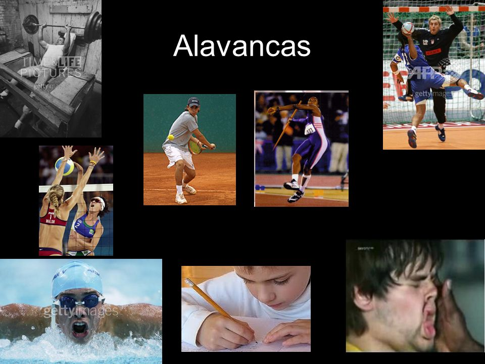 Presentes na atividade esportiva e na vida cotidiana