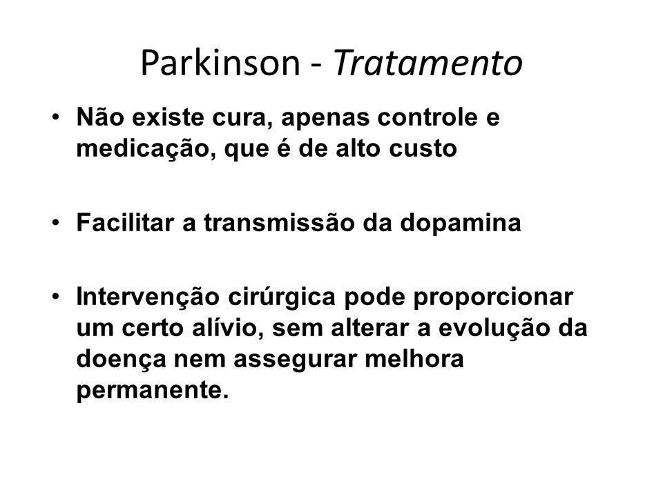 Parkinson - Tratamento
