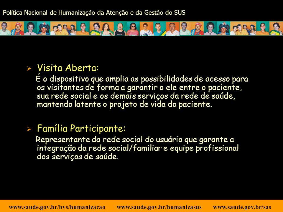 Família Participante: